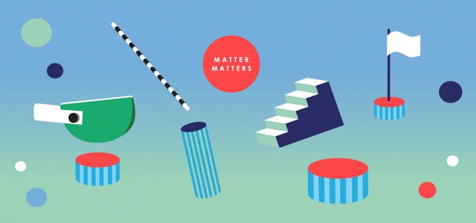 matter matters vase